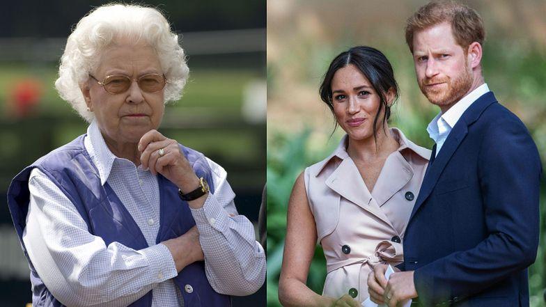 """Meghan Markle i książę Harry """"wypisali się"""" z rodziny królewskiej. ZA CO BĘDĄ ŻYĆ?"""