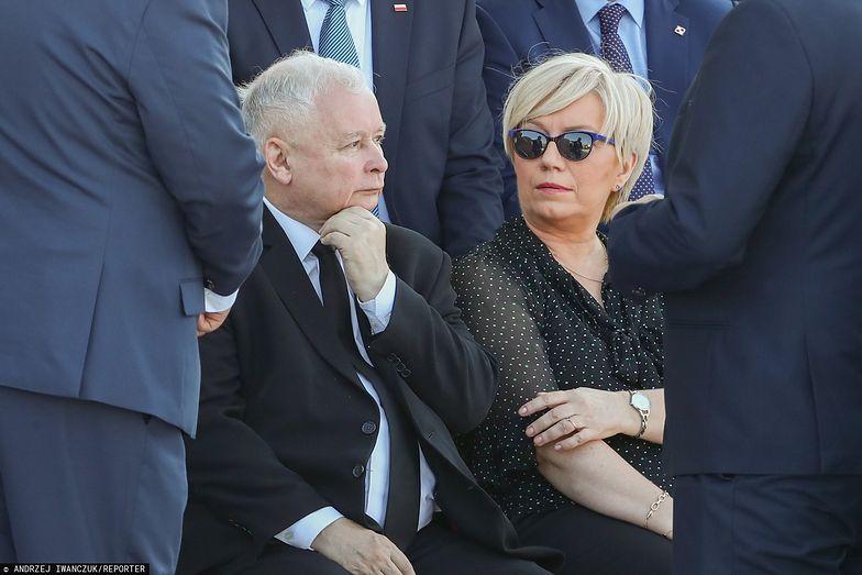 Na naradę do Belwederu Julie Przyłębską miał zaprosić prezes Jarosław Kaczyński