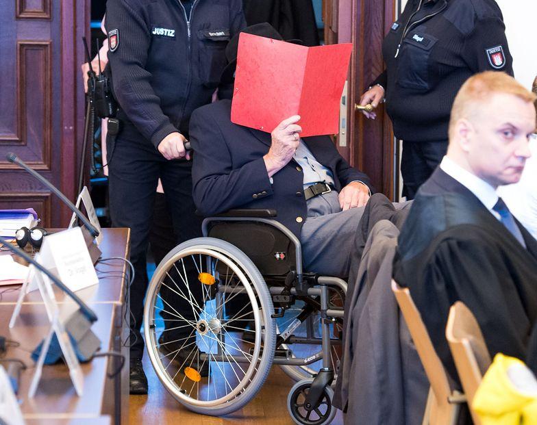 Niemcy. Pracował w obozie koło Gdańska. Żołnierz SS stanął przed sądem