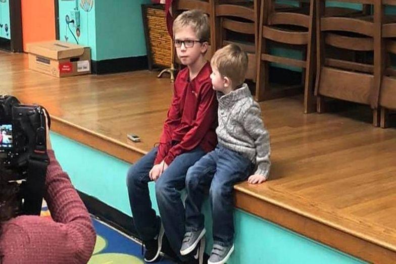 USA. 9-letni chłopiec uratował życie małemu kuzynowi