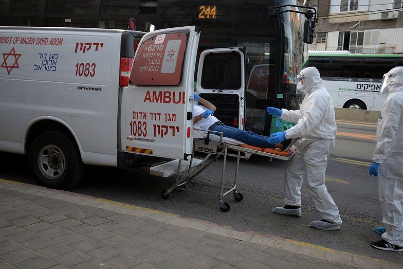Koronawirus w Izraelu. Naukowcy testują prototyp szczepionki.