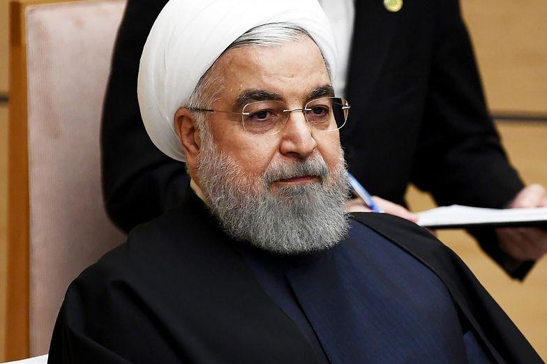 Europejskie mocarstwa grożą nałożeniem sankcji na Iran