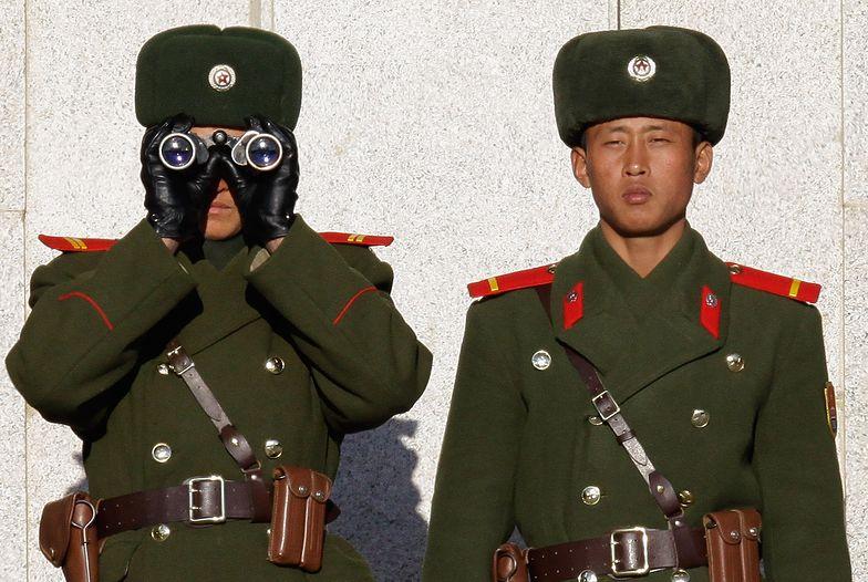 Strzały na koreańskiej granicy. Żołnierze z Północy strzelali do swojego