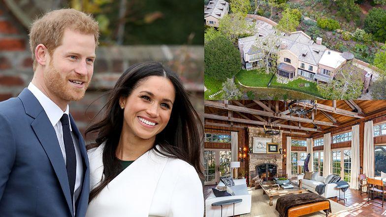 Meghan i Harry kupili willę Mela Gibsona w Los Angeles?