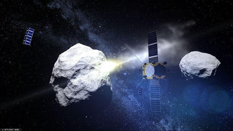 NASA ujawnia. Odkryli nieznaną asteroidę, pędzącą w stronę Ziemi
