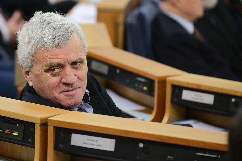 Senator Stanisław Kogut wybronił się przed utratą immunitetu. Decyzja wyborców jest inna