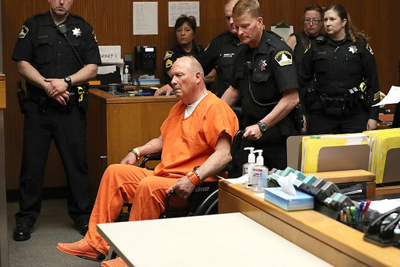 Golden State Killer. Seryjny morderca chce iść na układ z prokuraturą