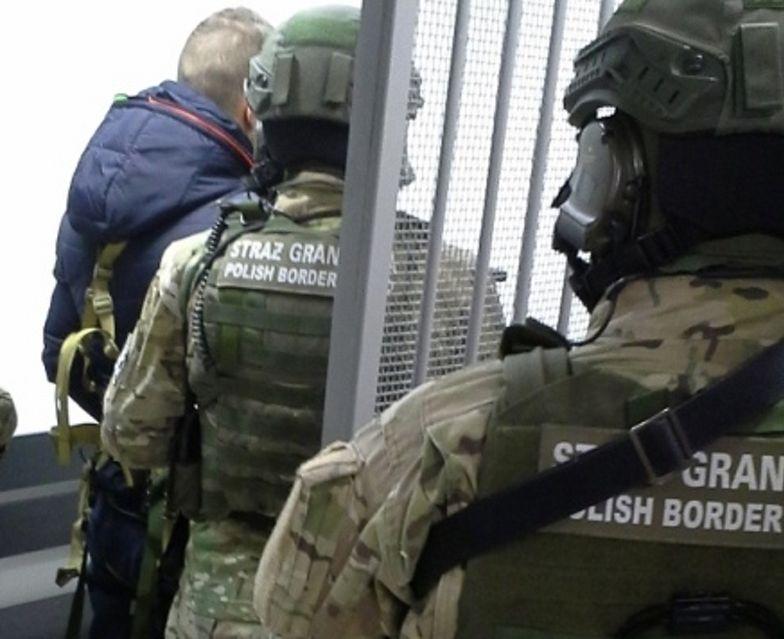 32-letni Ukrainiec zatrzymany przez Straż Graniczną. Dzień wcześniej zabił dwie osoby