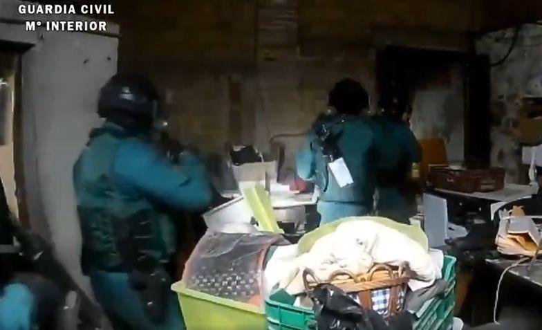 Planowali zamach. Obława na katalońskich separatystów