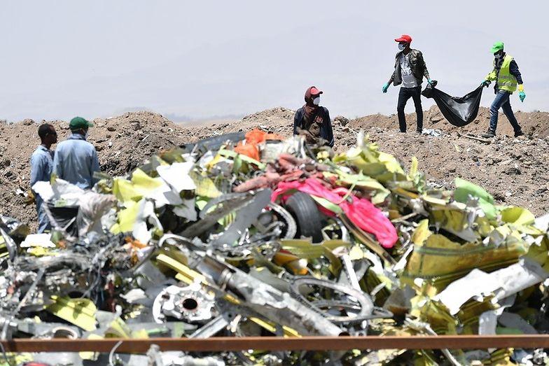 W katastrofie boeinga 737 Max w Etiopii zginęło 157 osób