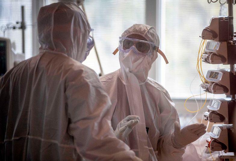 Koronawirus w Polsce. Ile jest przypadków?