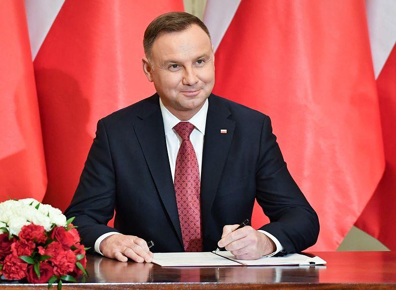 Spis powszechny zostanie zorganizowany w 2021 roku. Andrzej Duda podpisał ustawę