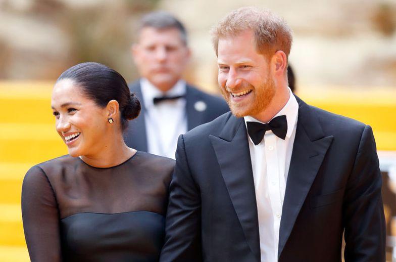 Książę Harry i Meghan Markle są rodzicami małego Archiego