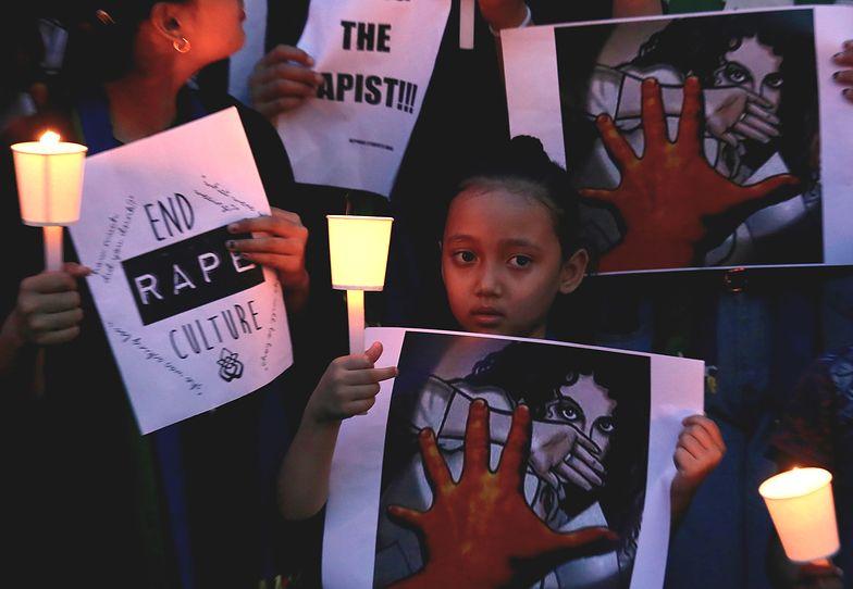 Indie wprowadzają karę śmierci dla gwałcicieli dzieci