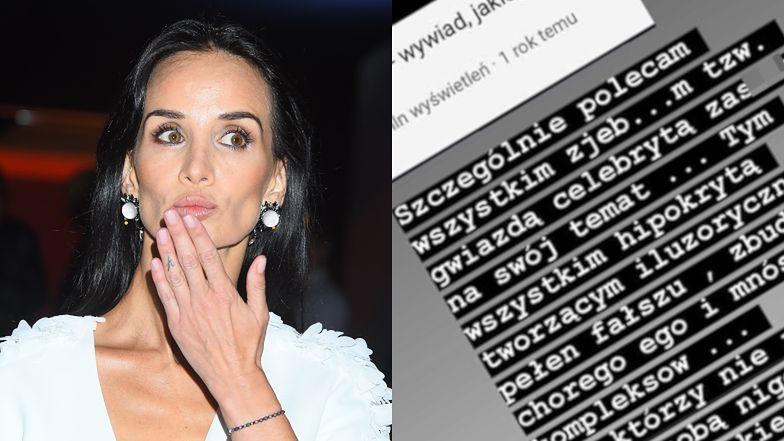 """Wzburzona Viola Kołakowska wygłasza orędzie do kolegów po fachu: """"Polecam wszystkim Z**BOM, tzw. gwiazdom, celebrytom ZAS*ANYM"""""""