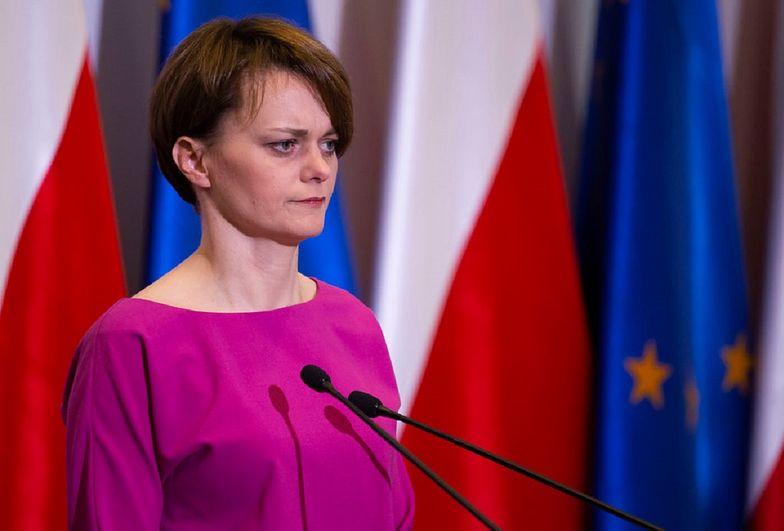 Tarcza antykryzysowa. Jadwiga Emilewicz zapowiedziała pakiet kilkudziesięciu rozwiązań gospodarczych.