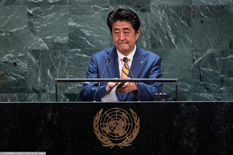 Korea Południowa: Premier Japonii nakazał fałszywy alarm przed rakietą Kima