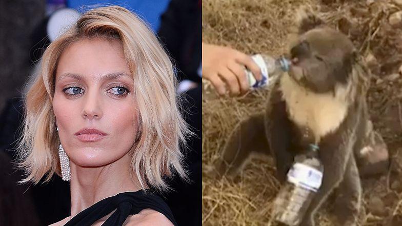 """Anja Rubik porównuje Polskę z płonącą Australią: """"To nie żart! To NIE JEST NORMALNE"""""""