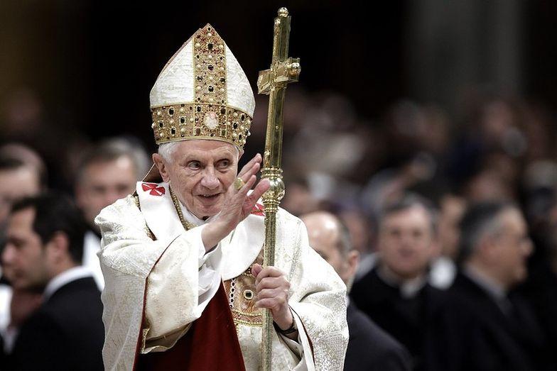 Pedofilia wśród księży. Benedykt XVI zabrał głos. Padły nieoczekiwane słowa