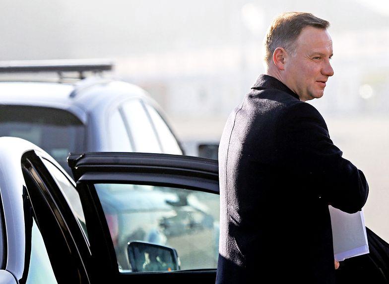 Rosyjskie służby próbowały zorganizować fałszywą rozmowę z Andrzejem Dudą