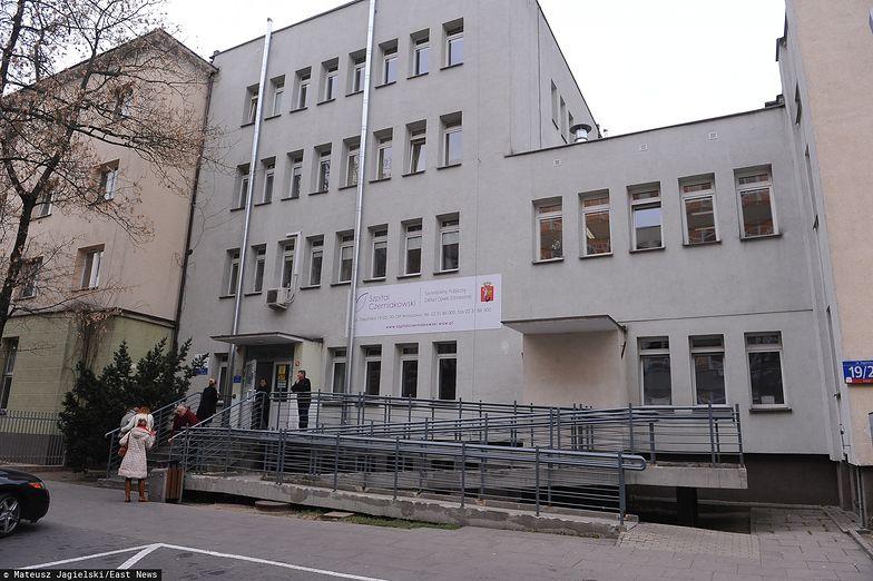 Warszawa. Szpital Czerniakowski