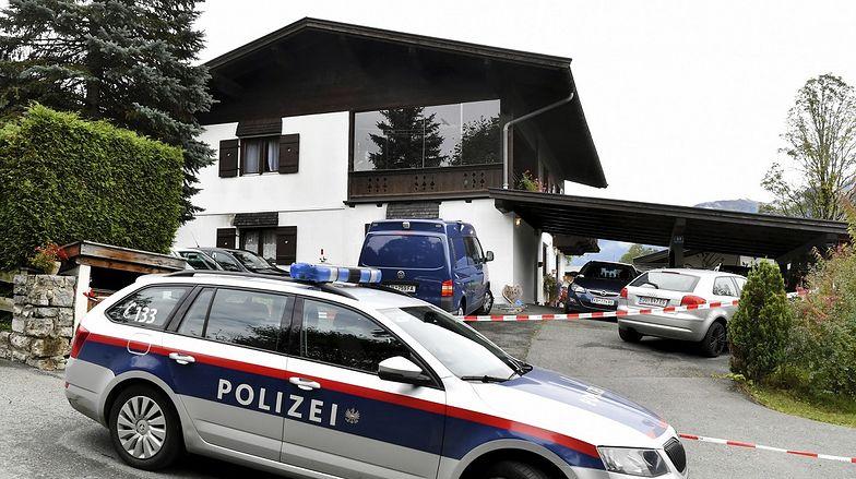 Dom ofiar zbrodni w Kitzbühel w austriackim Tyrolu.