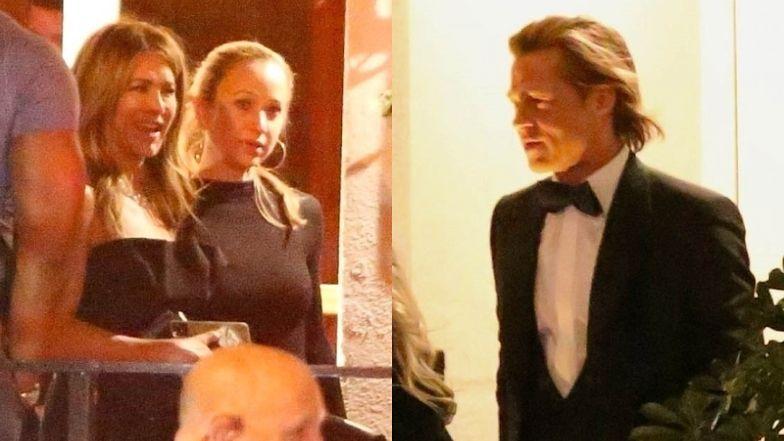 Jennifer Aniston i Brad Pitt znów są razem?