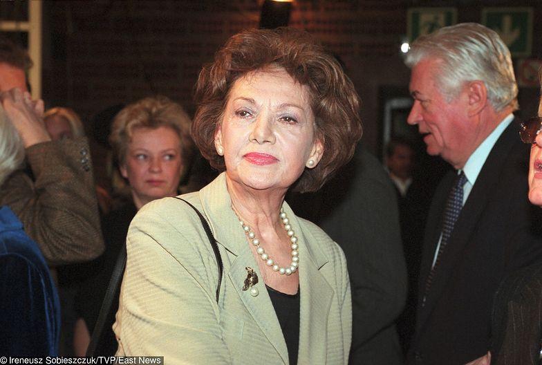 Irena Dziedzic była twórczynią pierwszego polskiego talk-show Tele-Echo.