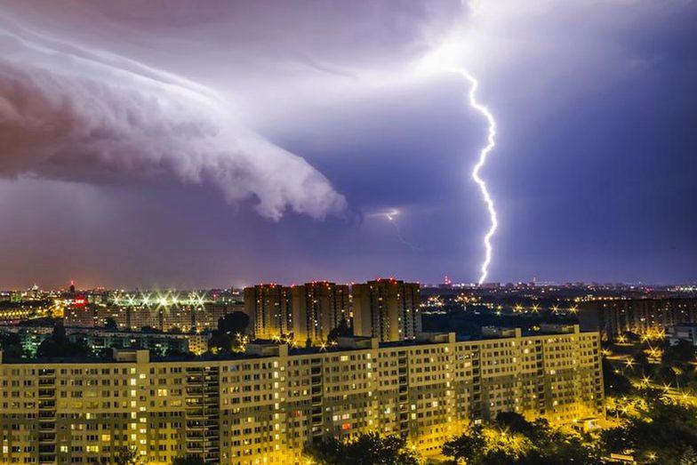 Gdzie jest burza? IMGW ostrzega - sprawdź radar burzowy ...