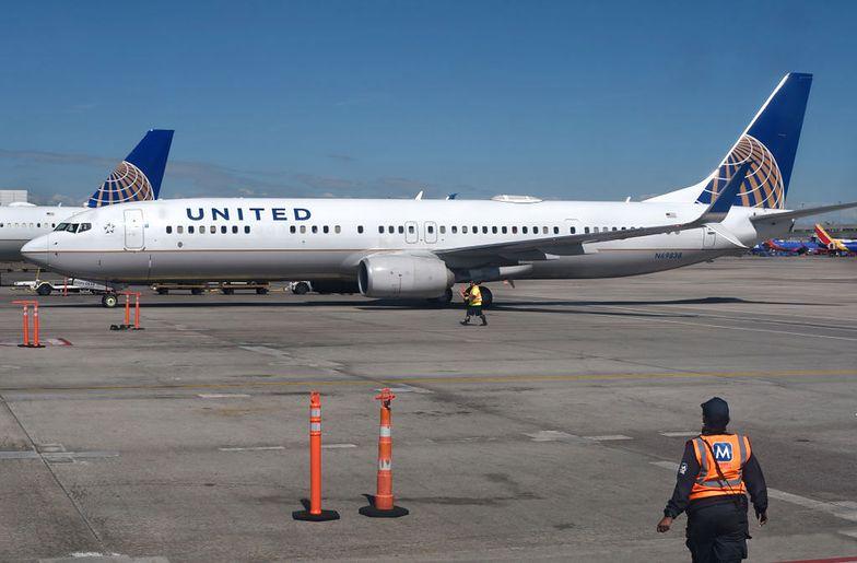 Skandal w samolocie. Policja zatrzymała pilotów boeinga 757-200