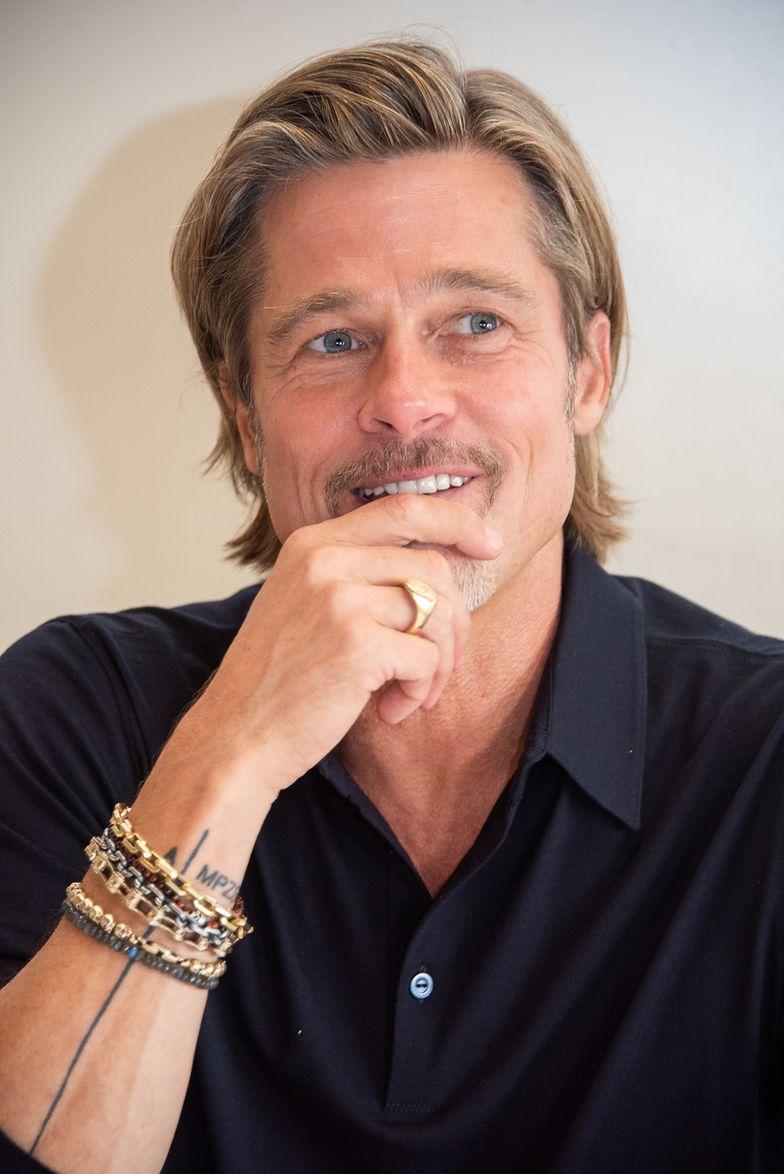 Brad Pitt ma już nową ukochaną? To aktorka popularnego serialu