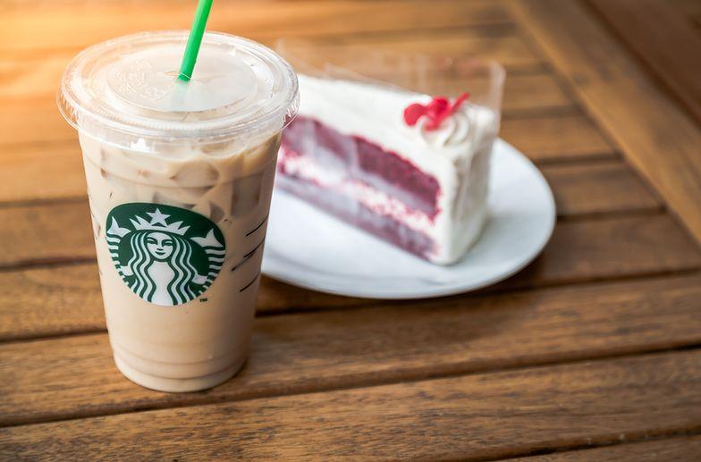 Kawa ze Starbucksa ma w sobie więcej cukru niż Coca-Cola!
