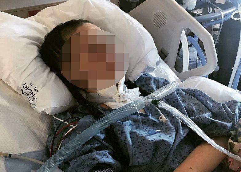 Koronawirus. 12-latka z Atlanty walczy o życie.
