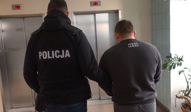 Policja znalazła u 25-letniego mieszkańca Zabrza narkotyki warte 125 tys. zł. W lodówce ukrył 2,5 kg amfetaminy.