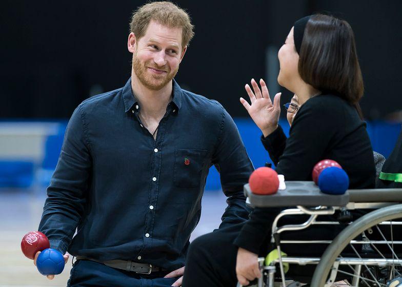 Książę Harry w Japonii