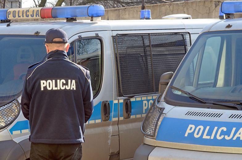 Policjant ze Szczecina