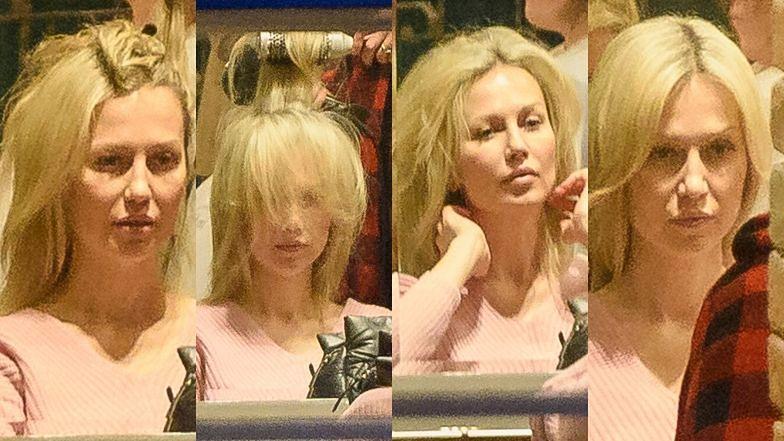 Magdalena Ogórek robi się na bóstwo u fryzjera