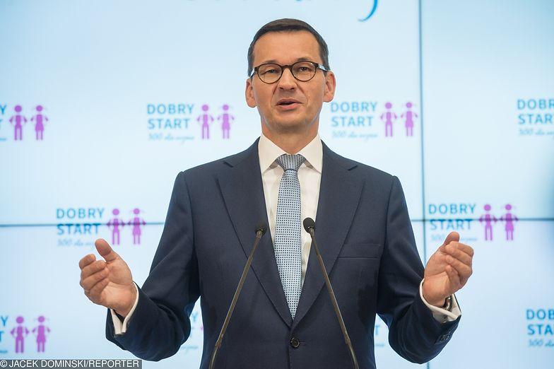 Premier Mateusz Morawiecki dostał kredyt zaufania od agencji ratingowych.