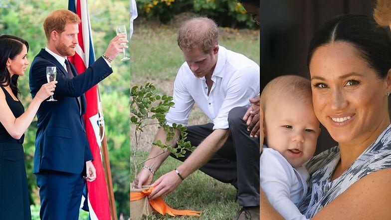 Meghan Markle i książę Harry wypisali się z rodziny królewskiej. Oto lista prac, którymi mogą się teraz zająć