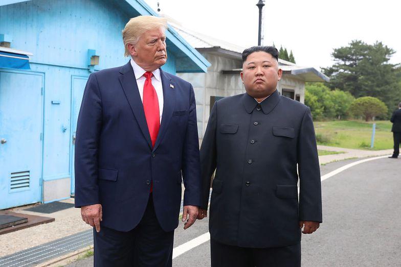Zwrot ws. Korei. Trump zaskoczył po tym, jak potraktował go Kim
