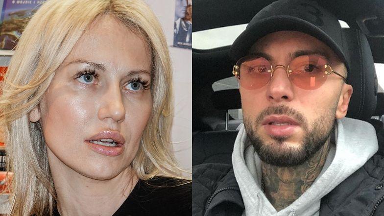"""Rubaszny Malik Montana podrywa Magdalenę Ogórek: """"Wygląda jak DRAPIEŻNY KOTEK"""""""