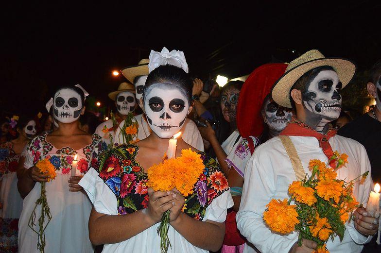 Dia de los Muertos, Meksyk