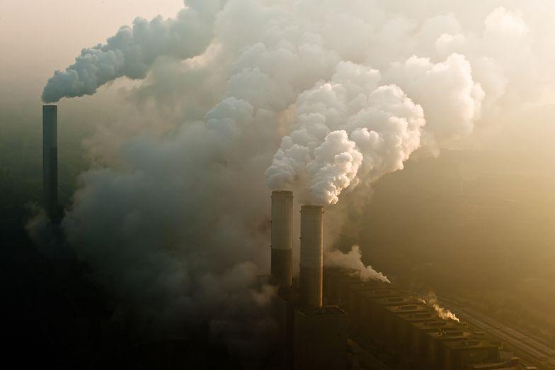 zmiany klimatyczne dwutlenek węgla globalne ocieplenie