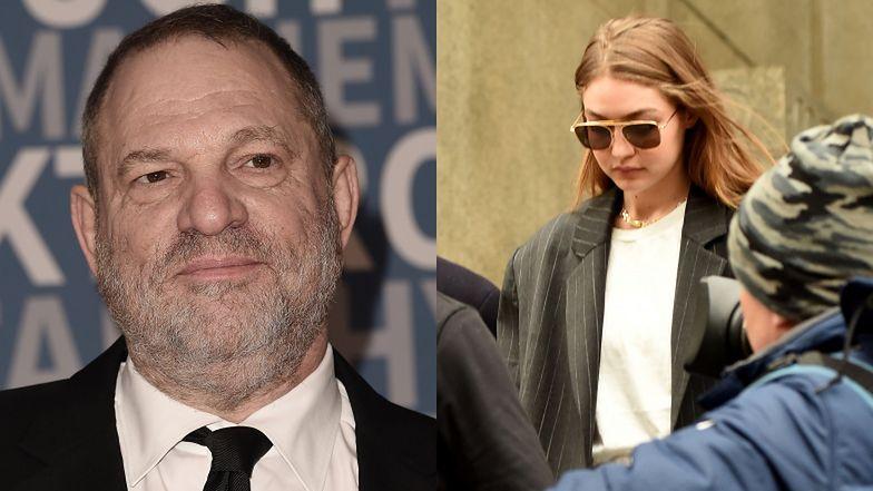 """Gigi Hadid zasiądzie w ławie przysięgłych w procesie Harveya Weinsteina? """"Myślę, że jestem w stanie zachować OTWARTY UMYSŁ"""""""