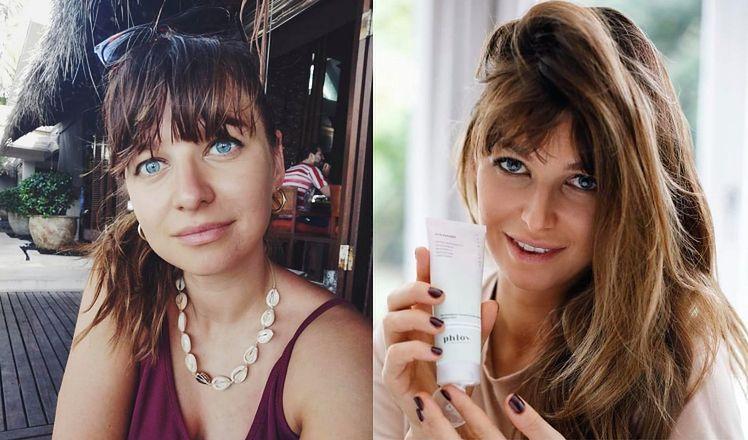 """Anna Lewandowska z eyelinerem na powiekach chwali się zdjęciem """"no make up"""" (FOTO)"""