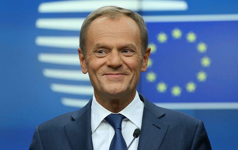 Donald Tusk został przewodniczącym Rady Europejskiej 1 grudnia 2014 roku
