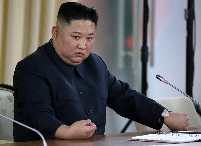 Donald Trump uderzył w Kim Dzong Una. Statek Korei Północnej skonfiskowany