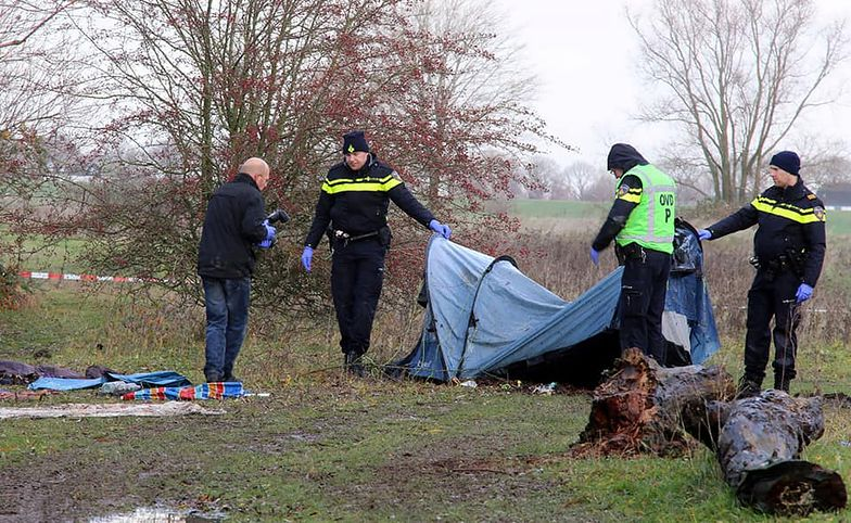 Polak zmarł w Holandii