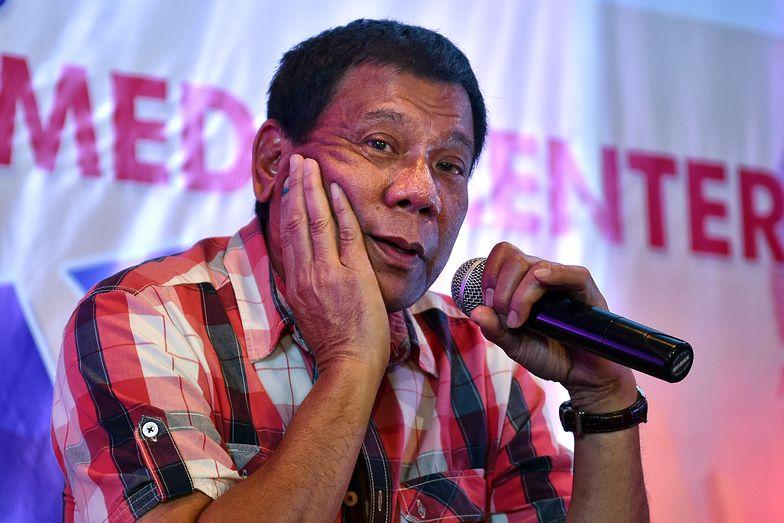 Prezydent Filipin chce zmienić nazwę kraju