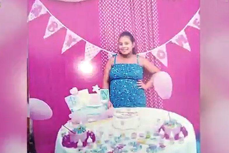 Zgwałcona 14-latka zmarła w czasie porodu. Przeszła trzy zawały
